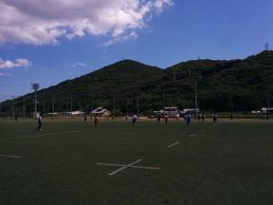 28.8.23 U-13岡山遠征①