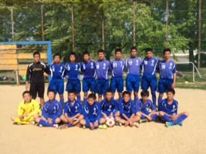 29 U-14赤磐遠征2